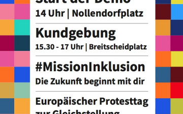 Unsere Demo-Plakate